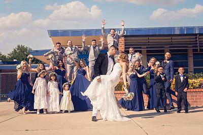 Haro Wedding - Wedding Party