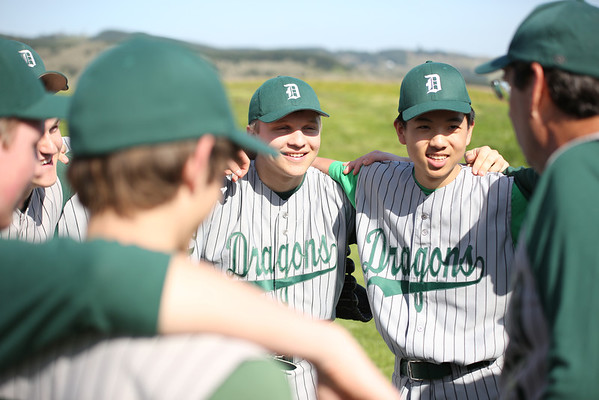 Varsity Baseball vs St Paul