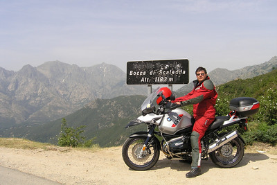 2006 Alps Motorcycle Tour