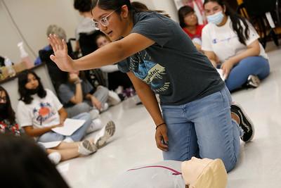 Summer camp helps launch Franklin High's P-TECH program