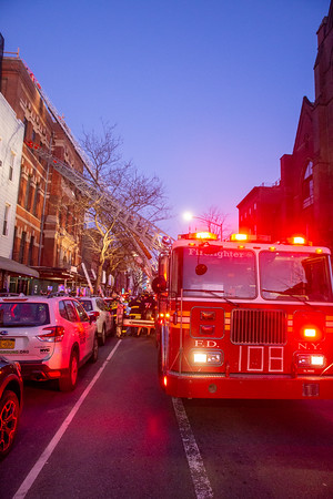 Brooklyn 2nd Alarm Box 124 186 N 6 St 3/14/20