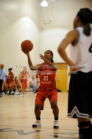 USA Hoopsters VS Dayton Lady Stars