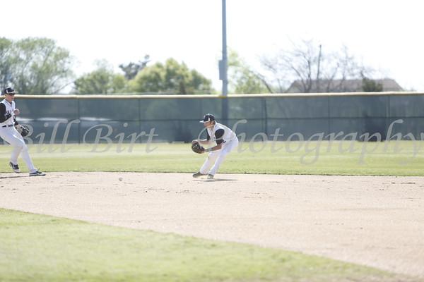 TCHS JV Baseball vs Trinity 4-6-13