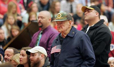 Veterans Day Commemoration at Marengo