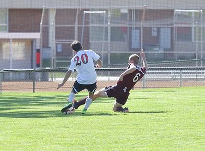 JHS Soccer vs Weber Playoff Game 2016