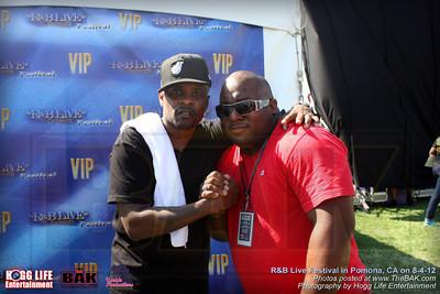 R&B Live Festival 2012