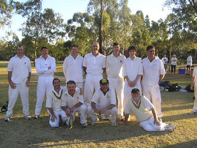 2006/07 One Day XI Grand-Final LOC 3 Synthetic