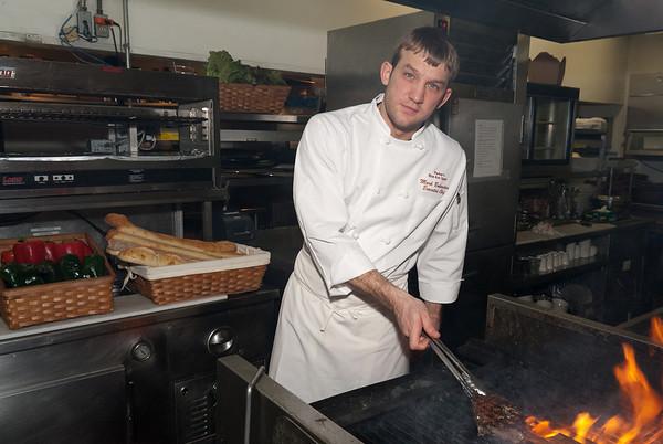 Parker's Chef