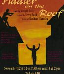 Fiddler on the Roof - November 2010