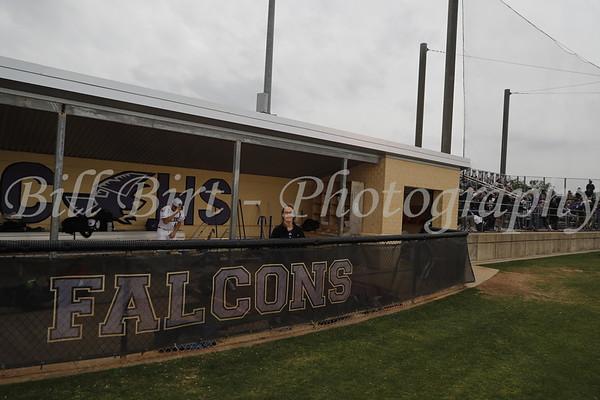 TCHS Baseball Var vs Central 4-16-19