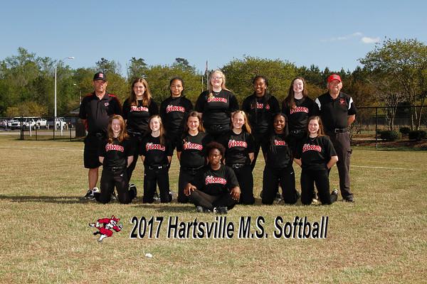 2017 MS Softball