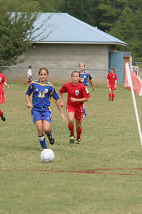 YMCA Arsenal Academy U10 Girls 2006