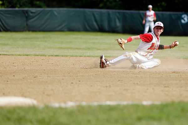Drury at Mt. Greylock Baseball Playoffs