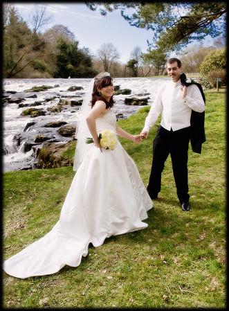 Martin and Orlas wedding