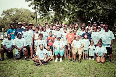 Fosque Family Reunion 2014