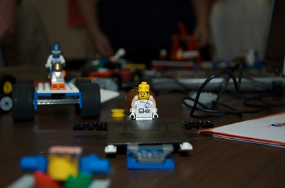 2010-08-06 Lego Camp