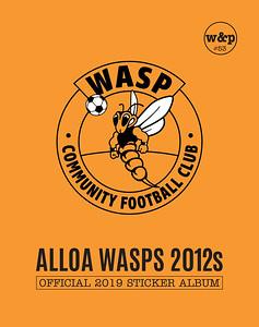 alloa wasps cfc 2012s