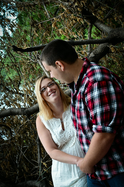 Katie and Bobby Esession