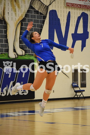 Volleyball: Tuscarora 3, Riverside 0 by Owen Gotimer on August 29, 2017