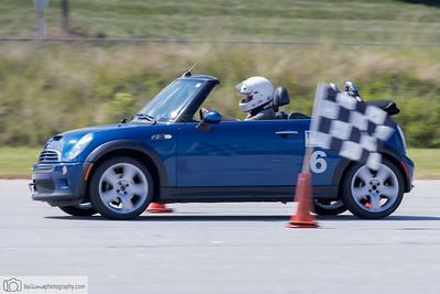 HSCC Autocross - 8-27-16