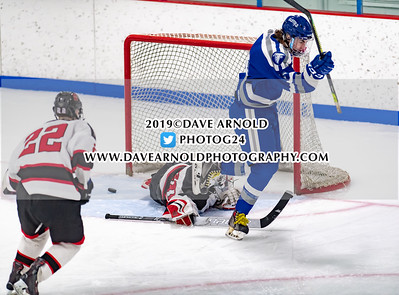 3/1/2019 - MIAA D2 North Quarterfinal - Danvers vs Marblehead