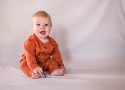Theodore Clark, 6 months