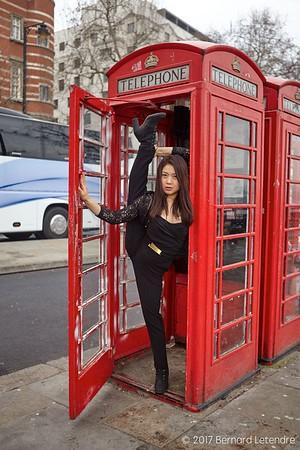 Anu - London