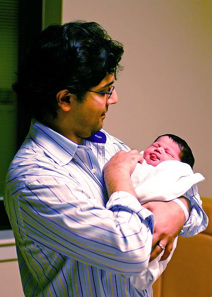 Celeste is born