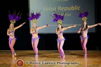 Salsa Republic Sambhinas