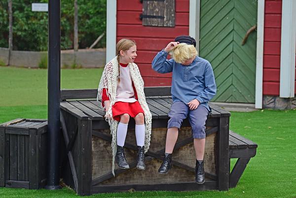 Emil i Lönneberga - Astrid Lindgrens värld