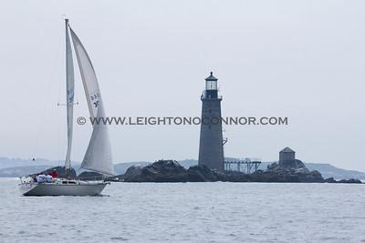 Graves Lighthouse 2012 Boston Flip Flop Regatta