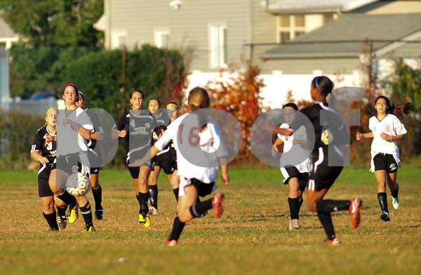 2010-10-18 W. Hempstead HS Girls Soccer vs Floral Park HS
