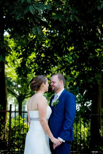 Jolinde en Ferdinand | Bruidsfotografie Utrecht