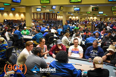 bestbet College Poker Tournament - 2.25.17