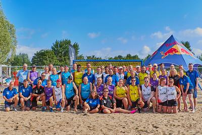 Molecaten NK Beach Handball 2017 Scheidsrechters & vrijwilligers