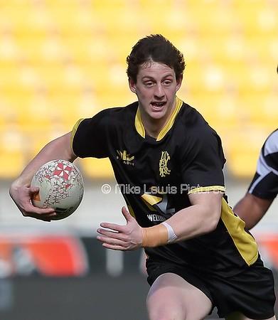 19 August 2018: Wellington U19s (47) v Hawke's Bay U19s (7)