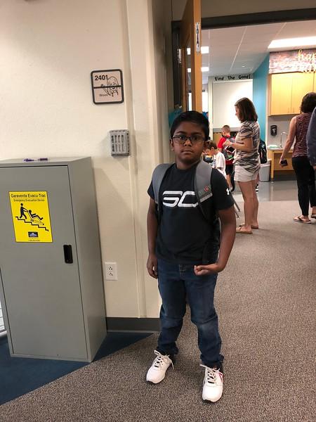 Kris | 4th | Reagan Elementary School