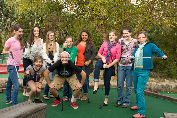 Priestly Mini Golf