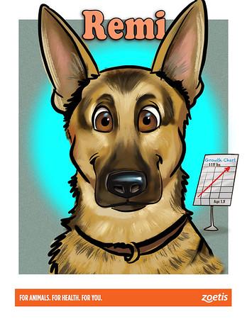 Columbus/Ocala  Pet Caricatures