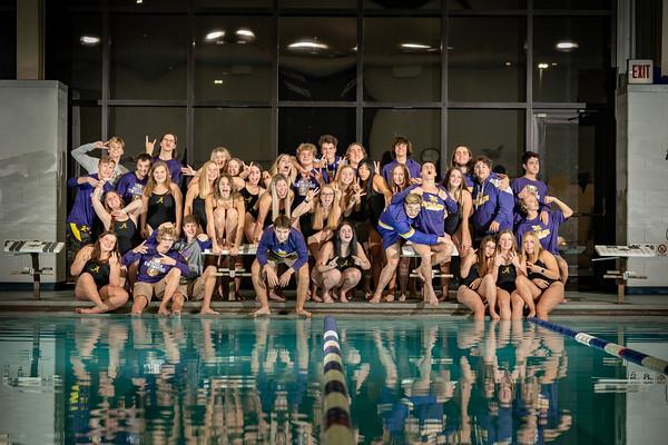 Swim Team 2020-2021