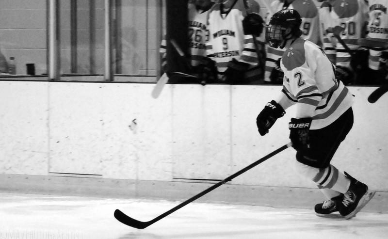 September 21, 2014 WPU vs Junior A Flyers
