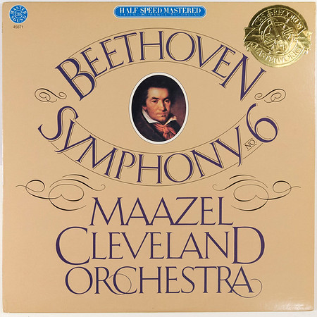 Columbia HM 45671 Beethoven Sym 6
