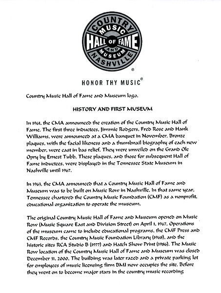 108 Country Music Hall of Fame page 1.jpg.JPG