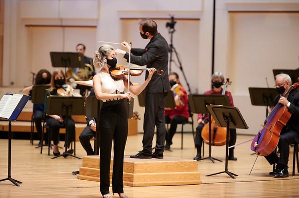 2021-04-24 Charlotte Symphony Mozart No. 40