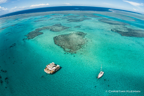 Aerial Photographer - Fiji