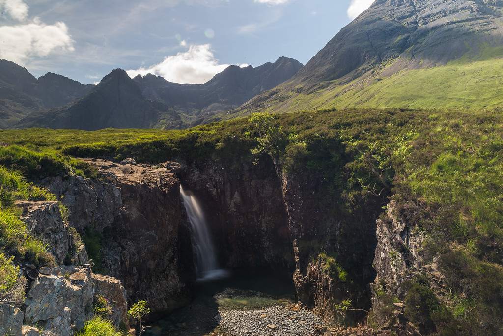 glenbrittle fairy pools