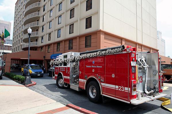 Baltimore- Holiday Inn, Lombard Street