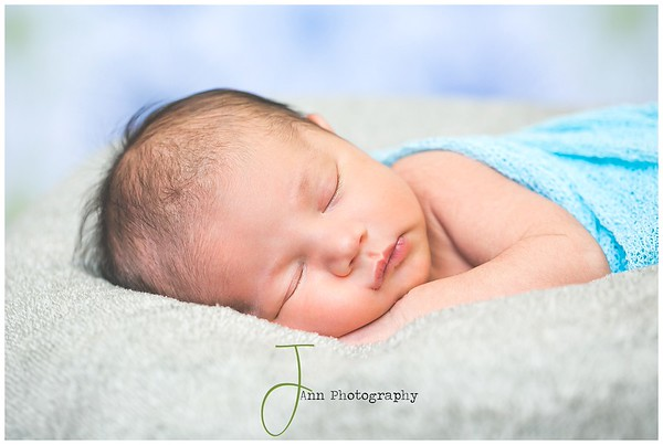 Logan Newborn for Blog