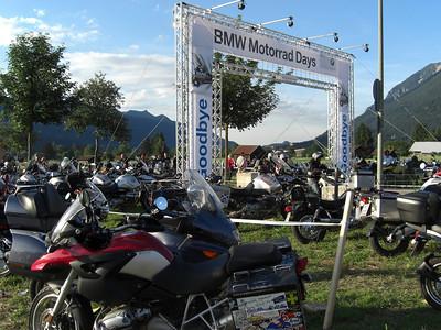 QDE: Garmisch 2008, Lago d'Idro - Merano - Rombo - Pennes