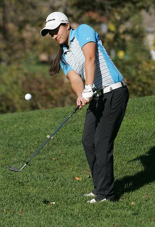 Golfer Niki Schroeder